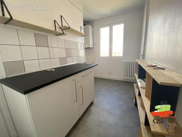 Appartement t3, toulouse, saouzelong 31400: 650€ cc