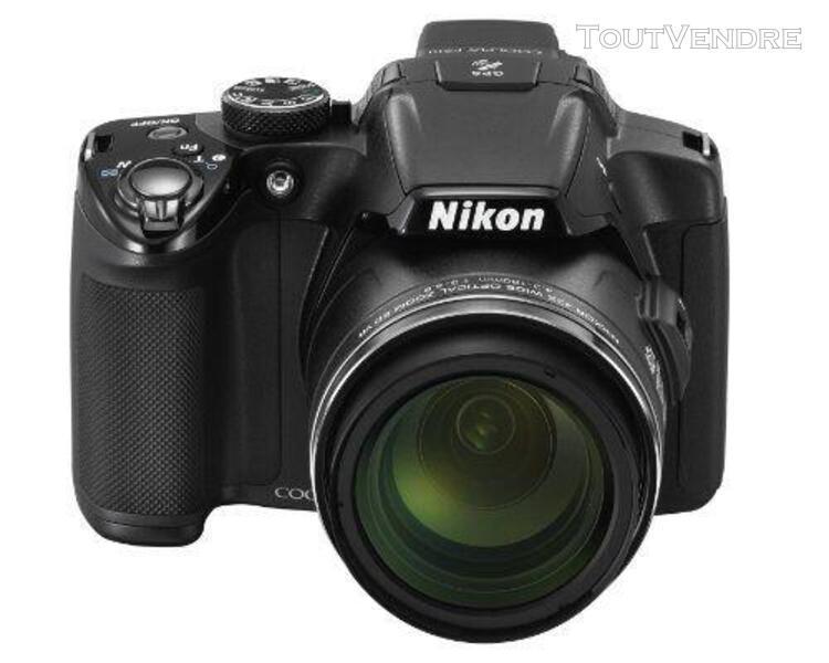 Nikon appareil photo numérique coolpix (coolpix) p510 noir