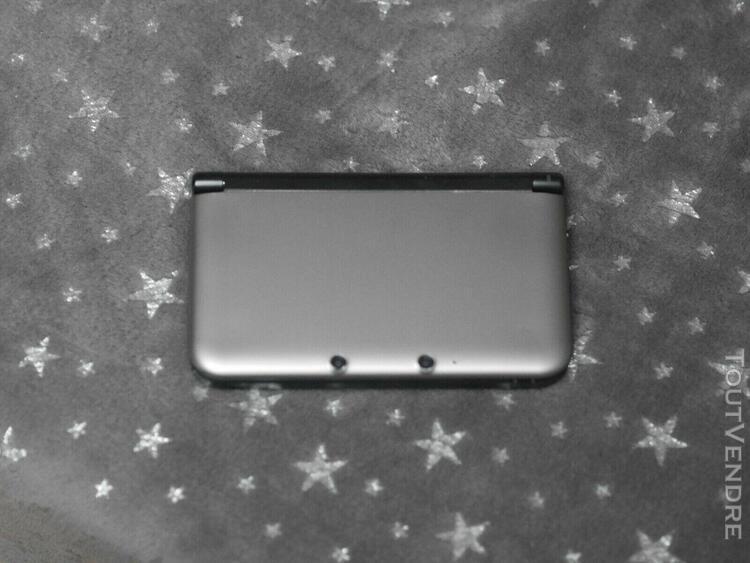 Nintendo 3ds xl très bon etat + zelda ocarina of time 3d et