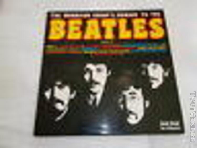 The morrison group's homage to the beatles vol 2 33 tours vy