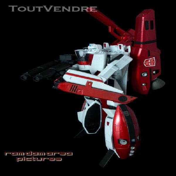 Transformers masterpiece custom jetfire yamato vf 1j macross