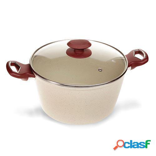 Nava casserole - aluminium avec couches céramiques 24cm