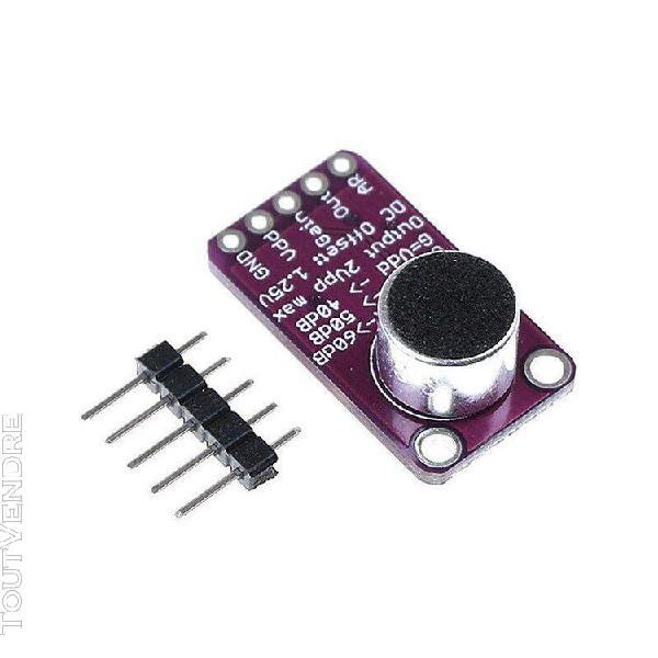 Ages max9814 module amplificateur de microphone agc module s