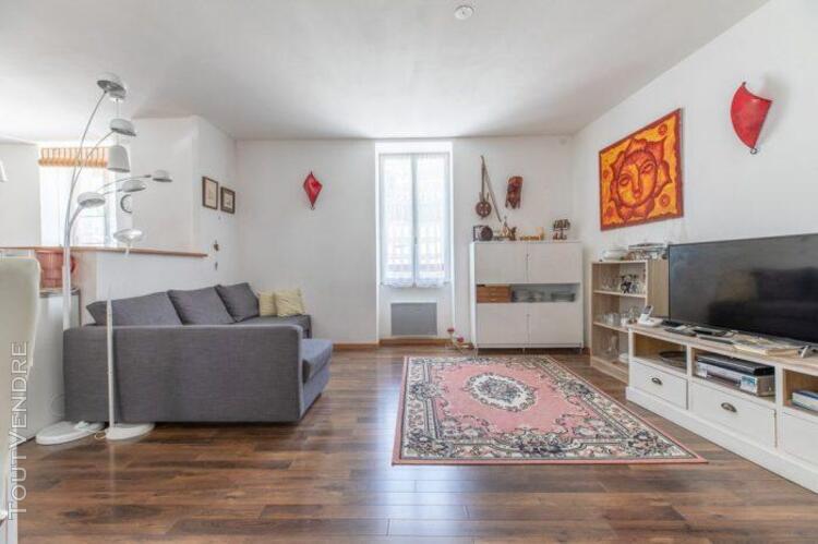 appartement 120 m2 t4/5 à vendre au martinet (30)