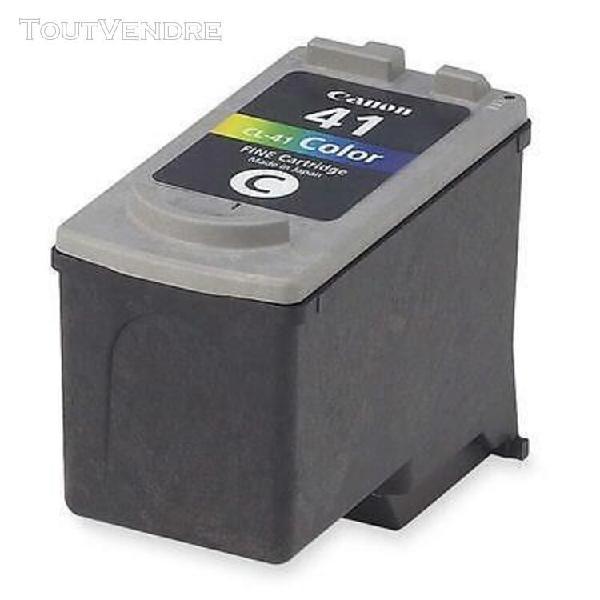 Cartouche canon couleur 100% neuve cl-41 / cl41 cl 41 pg-40