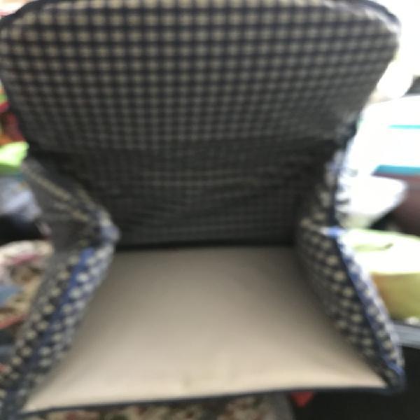 Coussin confort pour chaise haute ou rehausseur repas neuf,
