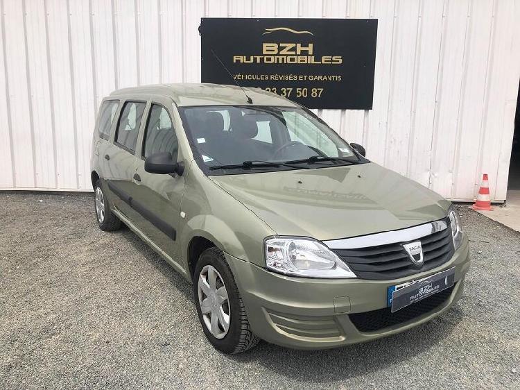 Dacia logan mcv diesel vern-sur-seiche 35 | 6490 euros 2008