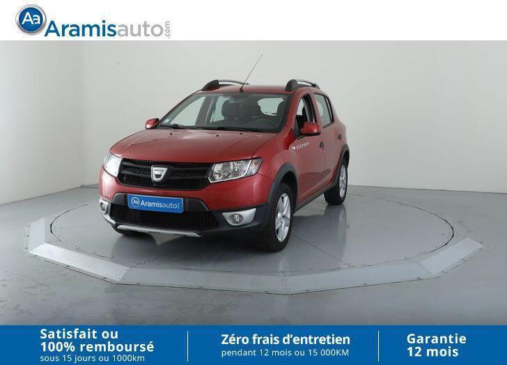 Dacia sandero essence brest 29 | 9490 euros 2014 16403233