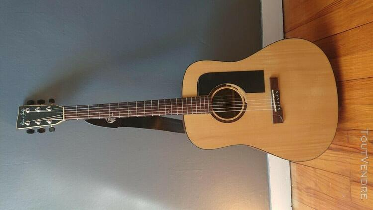 Guitare folk visions in guitars b-10 (bon état général)