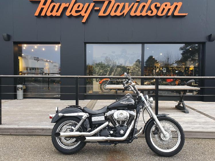 Harley davidson dyna street essence boe 47   9890 euros 2006
