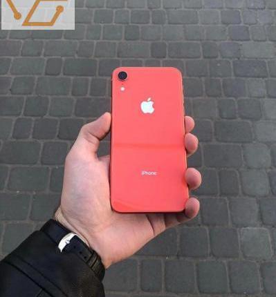 Iphone xr corail 64 gb