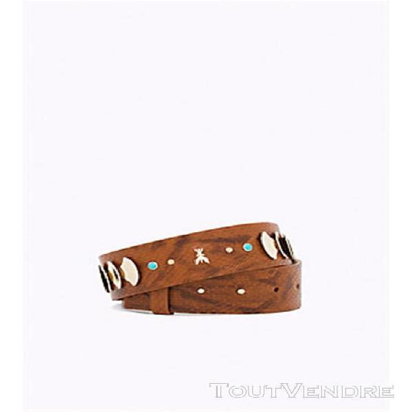 Patrizia pepe ceintures ceintures femme marron 2v9605/a7e5