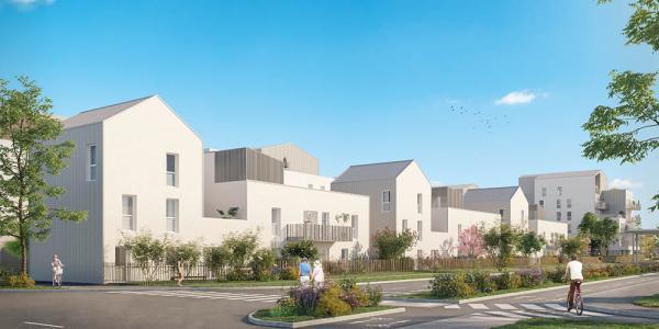 Programme immobilier neuf strasbourg 45 m2 bas rhin