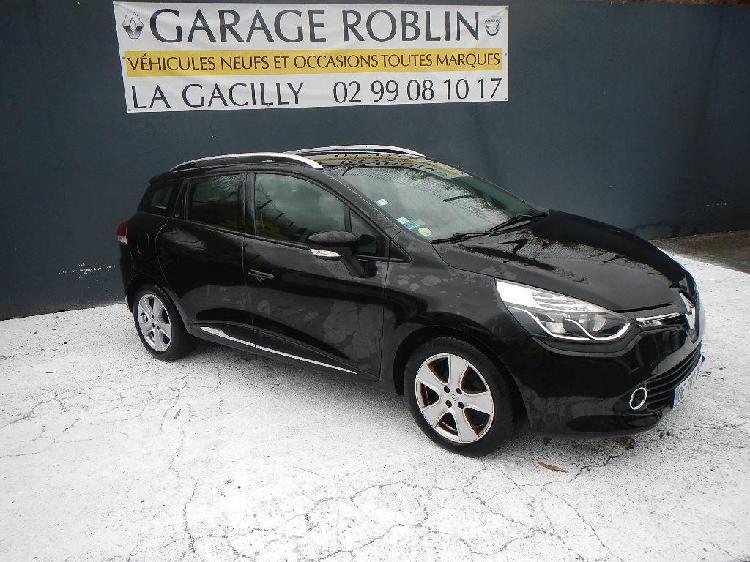 Renault clio estate diesel la gacilly 56   8400 euros 2014