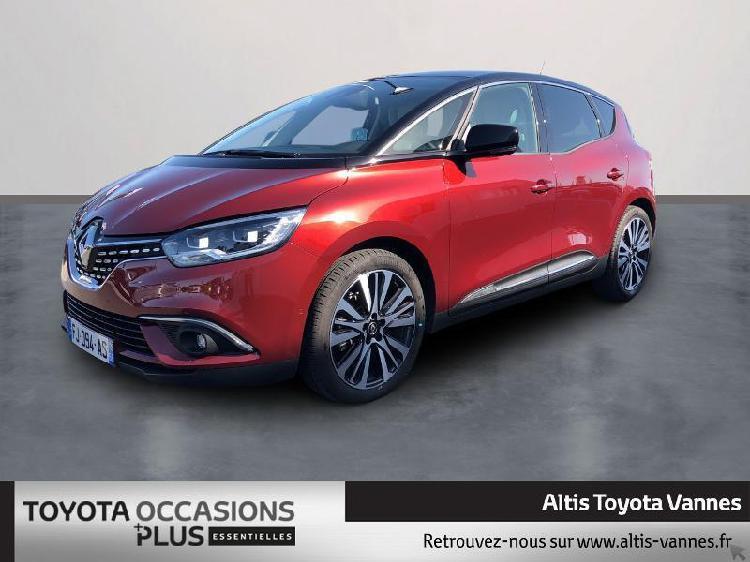 Renault scenic 4 diesel vannes 56 | 25980 euros 2019