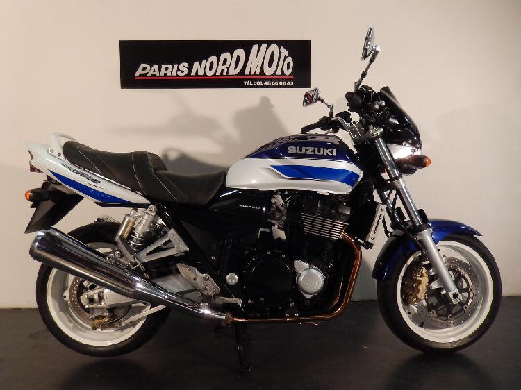 Suzuki gsx essence aulnay sous bois 93 | 5500 euros 2002