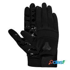Adidas gants de joueur tango - noir/gris