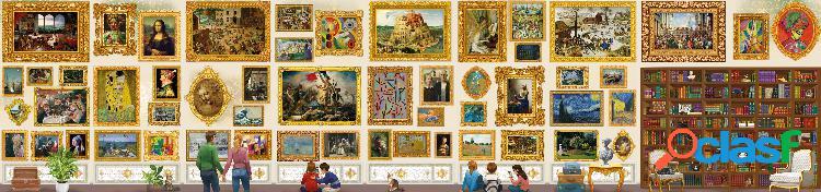 Plus grand puzzle du monde - travel around art ! grafika