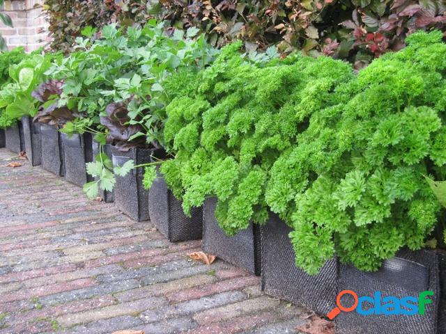 Sac pour plantes/balcon/mur 100% recycle