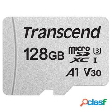 Carte mémoire microsdxc transcend 300s ts128gusd300s - 128go