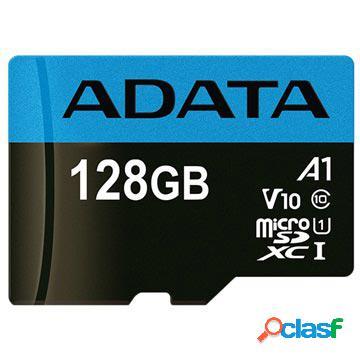 Carte mémoire microsdxc adata premier uhs-i ausdx128guicl10a1-ra1 - 128go