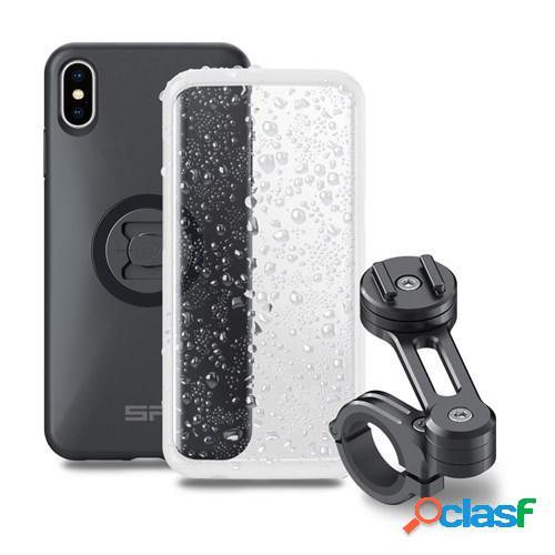 SP CONNECT Moto Bundle iPhone XS Max, Support smartphone et GPS voiture