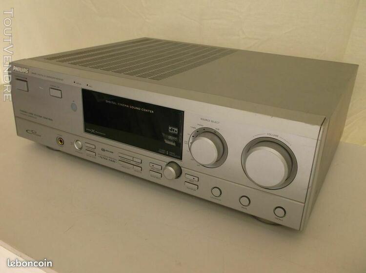 Ampli amplificateur hifi philips fr 984