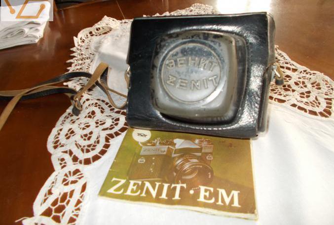 appareil photo zenith em jomoscou