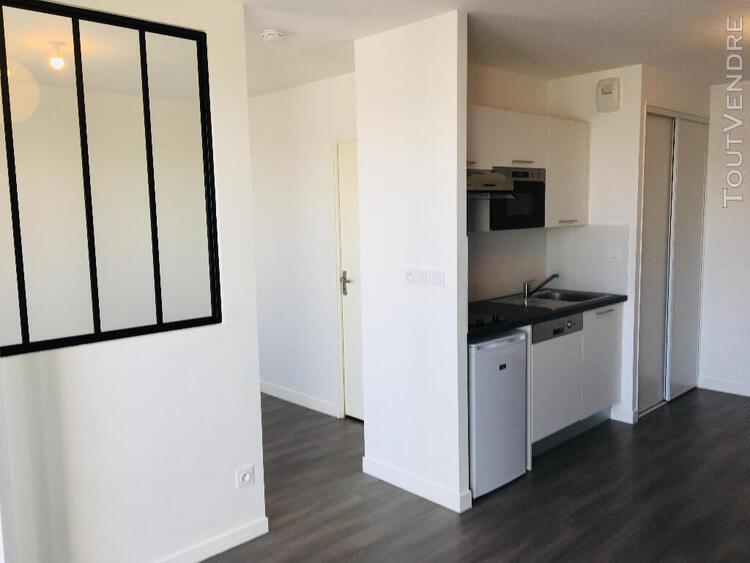 appartement neuf à saint- malo; type 1 bis, 33.22 m2