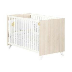Babyprice - scandi naturel - lit bébé 120 x 60