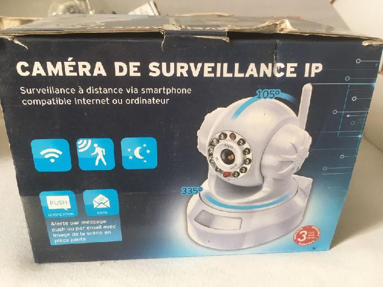 Camera surveillance ip iuk 5 awi fi motorisée hd infrarouge
