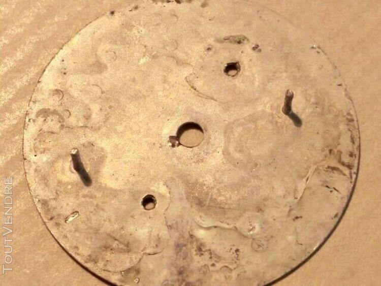 Chronographe cadran montre chrono mécanique