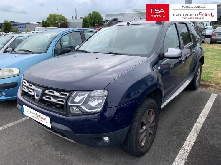 Dacia duster diesel saint-herblain 44   9690 euros 2015
