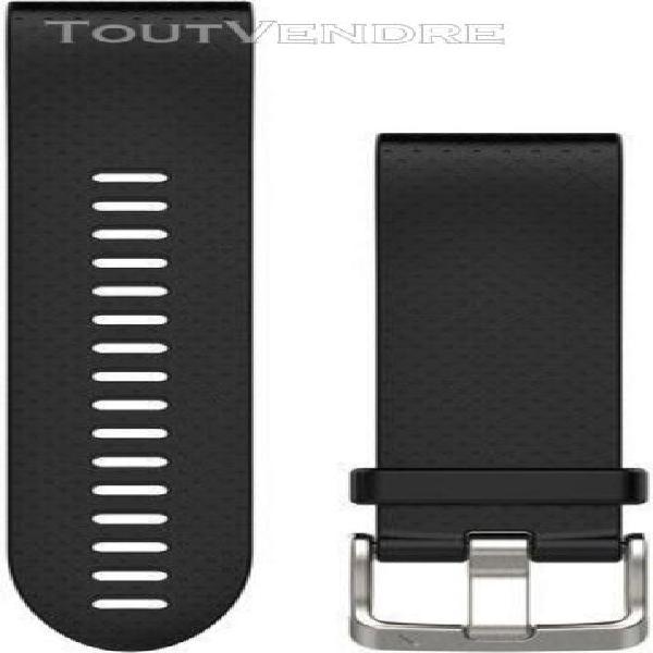 Garmin quickfit - bracelet de montre pour montre gps - noir