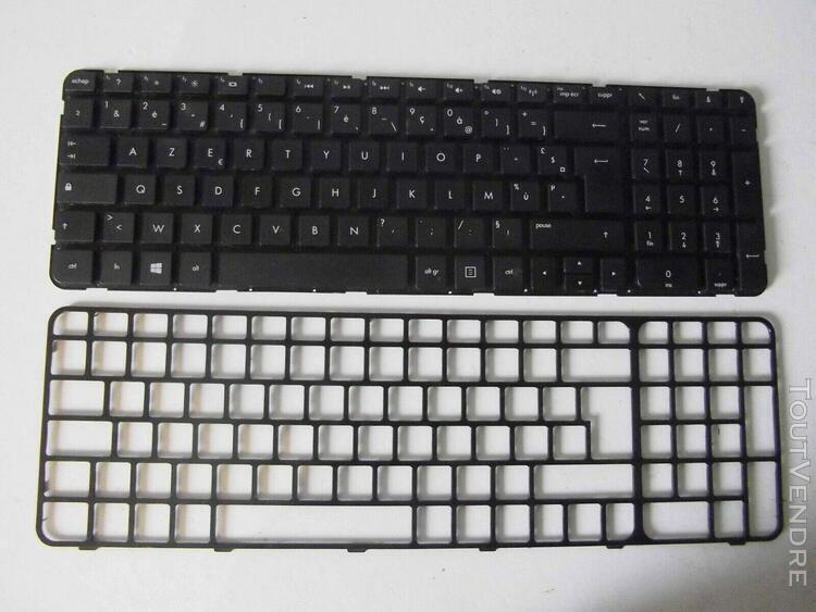 Hp pavilion g6 - touches de clavier (2€ la pièce)
