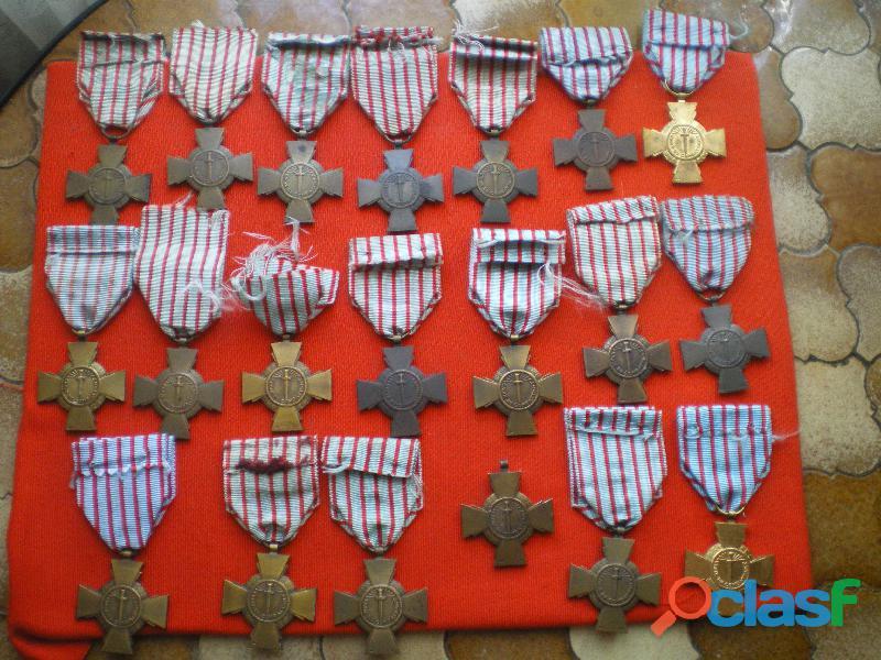 Médailles   Croix du combattant. 1