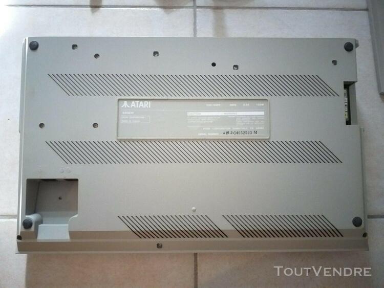 Ordinateur rétro vintage collector atari 520stf 520 stf