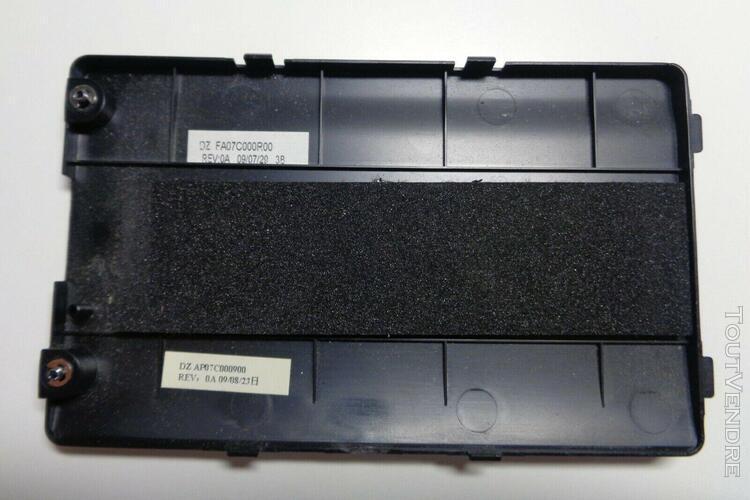 Plasturgie cache cover hdd disque dur packard bell coque dz