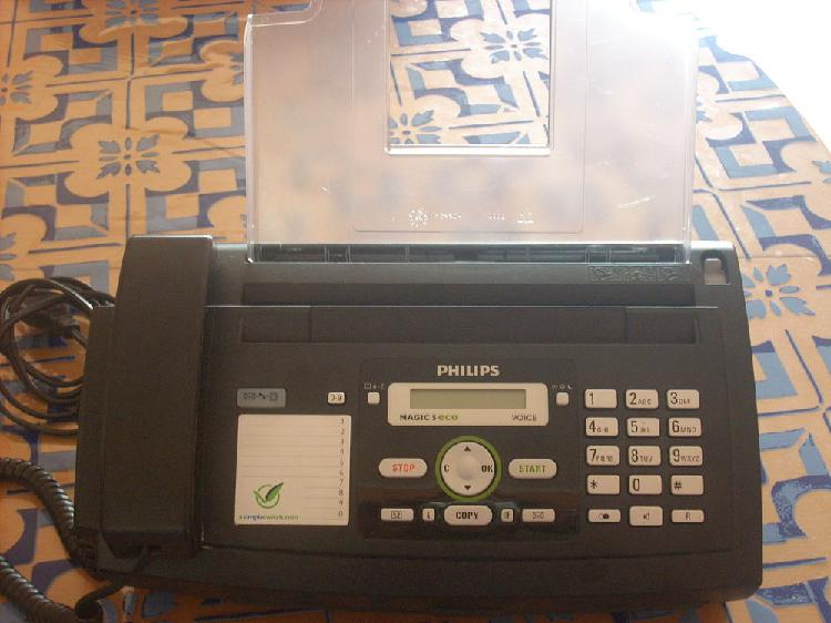 Téléphone fax philips occasion, nice (06000)
