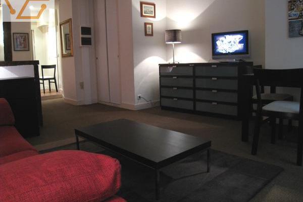 Appartement studio de 40 m2 meublé