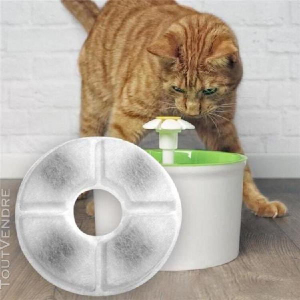 Chat chien chaton bol pour animaux de compagnie boire des fi