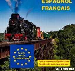 Cours espagnol / français – qualite union europeenne