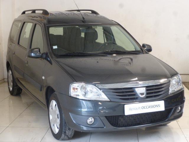 Dacia logan mcv diesel ploumagoar 22 | 5200 euros 2009