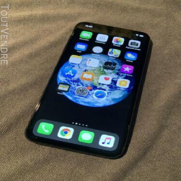Iphone xs max 64 go