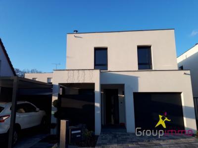 Maison à vendre haguenau 4 pièces 90 m2 bas rhin