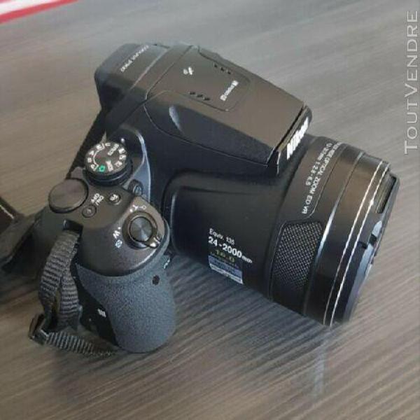Nikon coolpix p900 16mp appareil photo numérique zoom x83