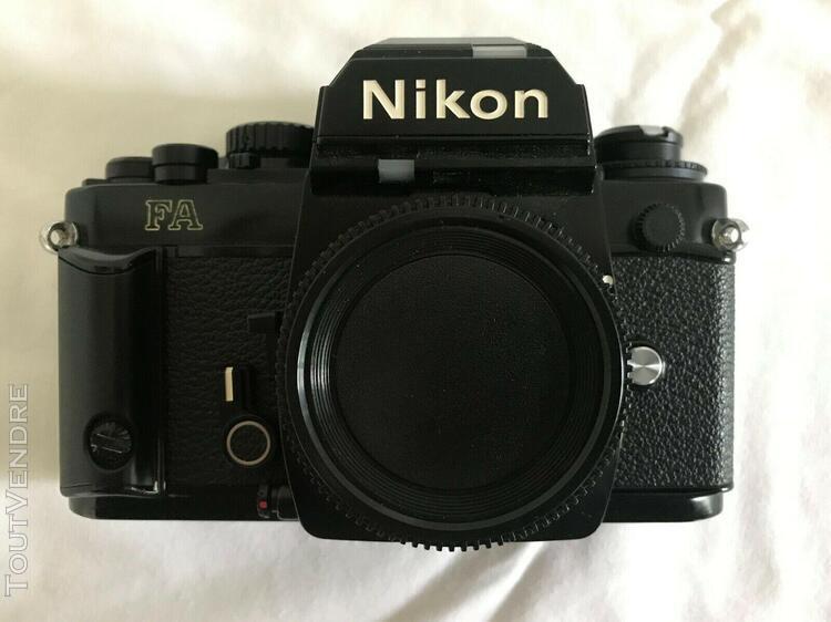 Nikon fa av notice et etui très bon état
