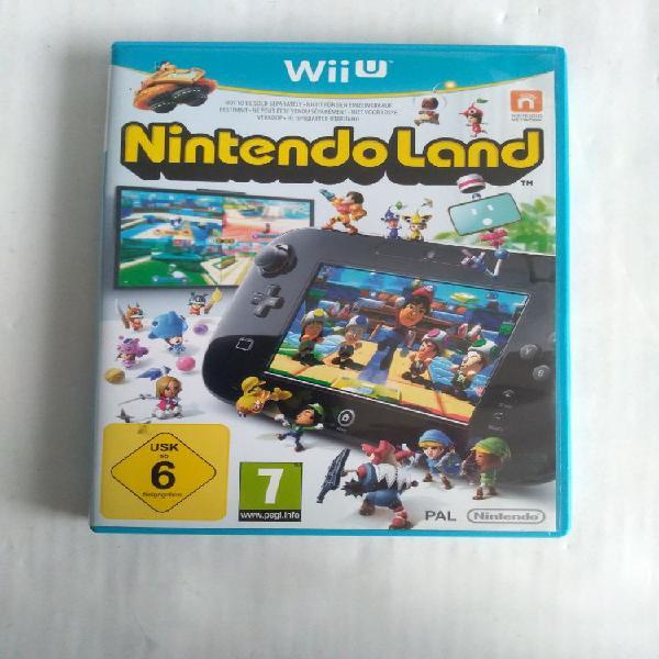 Nintendoland wii u occasion, calais (62100)