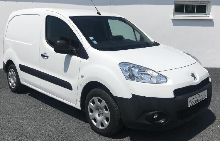 Peugeot partner diesel saint-georges-montcocq 50 | 8160