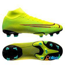Nike mercurial superfly 7 academy mg dream speed 2 - jaune/noir/vert
